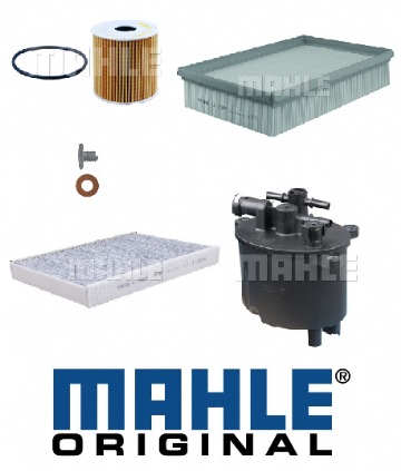 KIT105M Mahle Original Filter Kit Freelander 2 2.2D